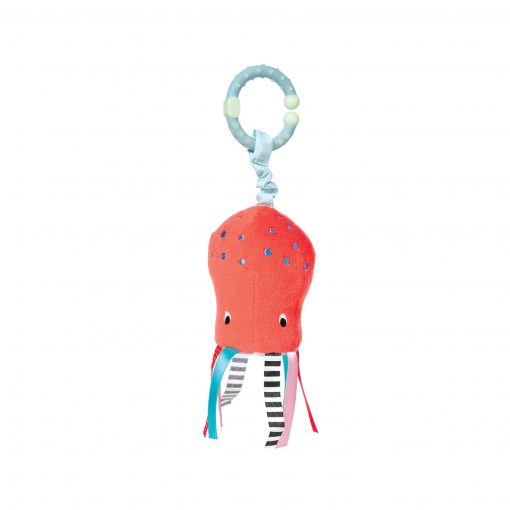 Octopus Rattle for kids
