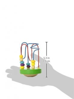 Bead and wire toy for kids