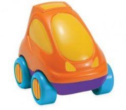 Race Car Orange