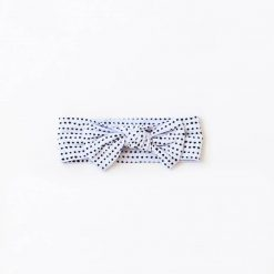 Little Sleepies Polka Dots Bamboo Headband