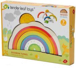 Rainbow toy by tender leaf toys packaging