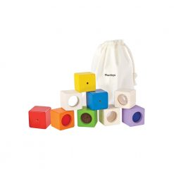 PlanToys Activity Blocks