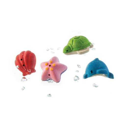 PlanToys Sea Life Bath Set