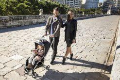 Mima Zigi Stroller with Toddler