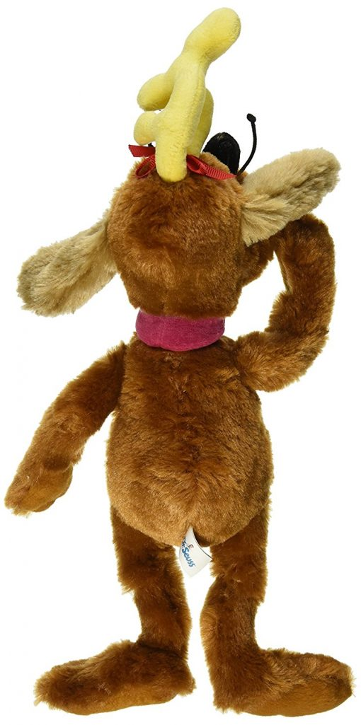 Max the Dog Stuffed Animal