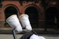 Insulated Stroller Mittens for parents 7AM Enfant Polar Warmmuffs