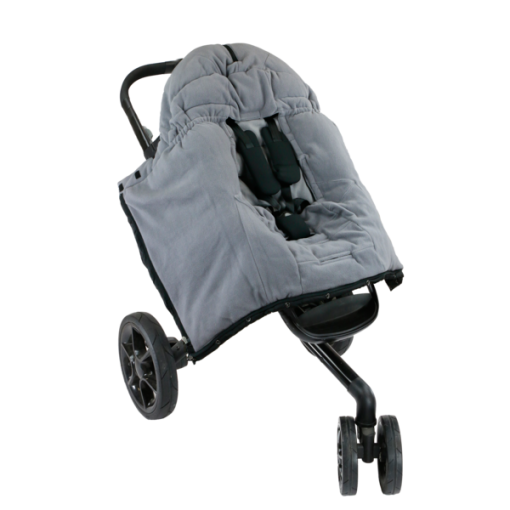 Insulated Universal Stroller Footmuff for Babies and Children
