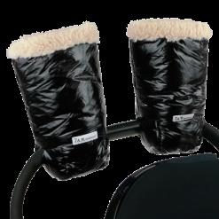 7AM Enfant Polar Warmmuffs in Black