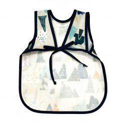 Mountain Themed Baby Bibs