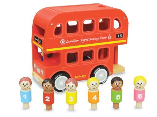 London bus passengers