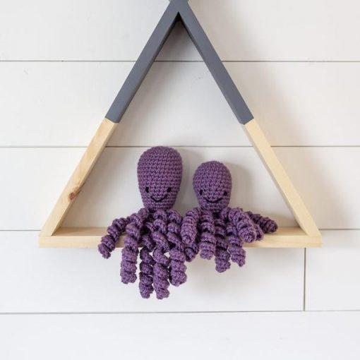 Baby Octopi Purple Octopi Raine in Signature and Mini