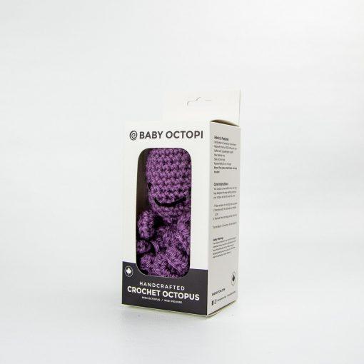 Baby Octopi Mini Purple Octopi Raine