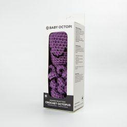Baby Octopi Signature Octopus Purple Raine