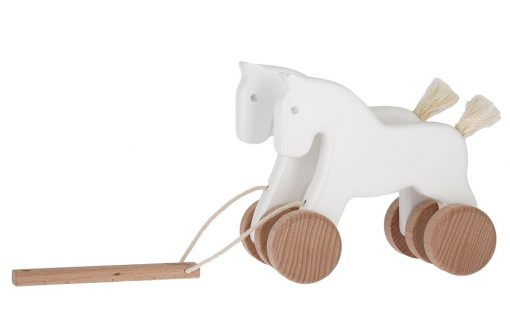 Double Horses Pull Toy