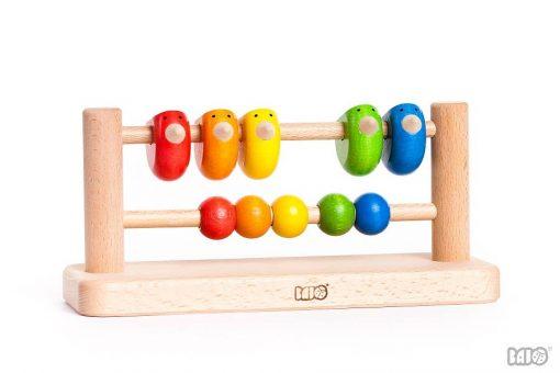 Bajo Sparrow Abacus Chirldren's Toy
