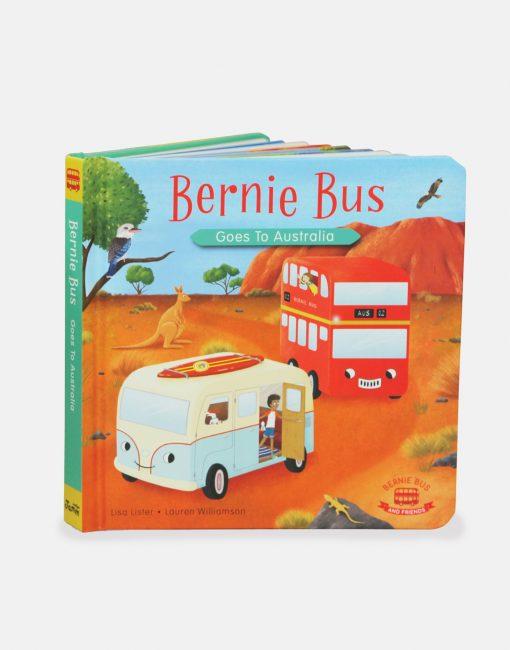 Indigo Jamm Bernie Bus Goes to London Book