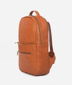Fawn Design Backpack Diaper Bag in Brown