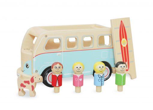 Indigo Jamm Colin's Camper Van