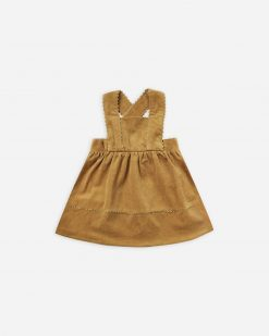 Corduroy Pinafore by Rylee & Cru