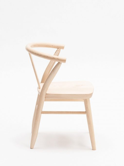 Milton & Goose Crescent Chair for Play Table