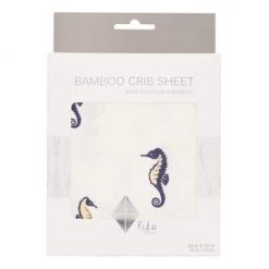 Kyte BABY Crib Sheet in Sea Horse
