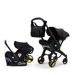 Doona Car seat and  Stroller Midnight