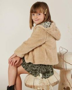 Rylee & Cru Double Breasted Coat for Children