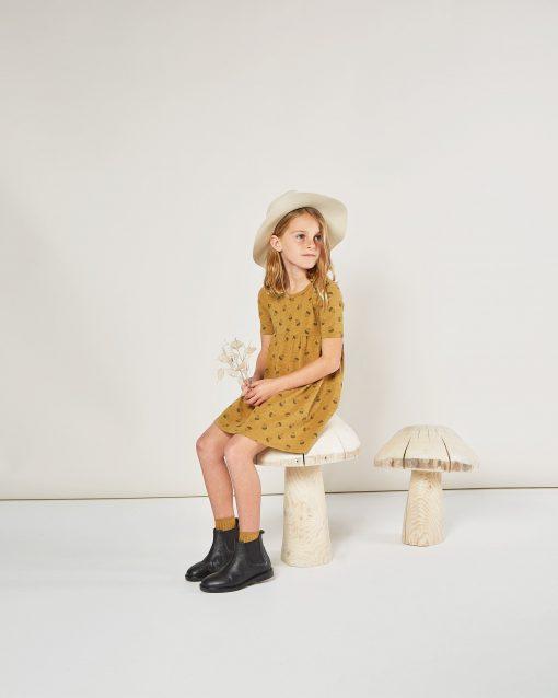 Golden Finn Dress by Rylee + Cru