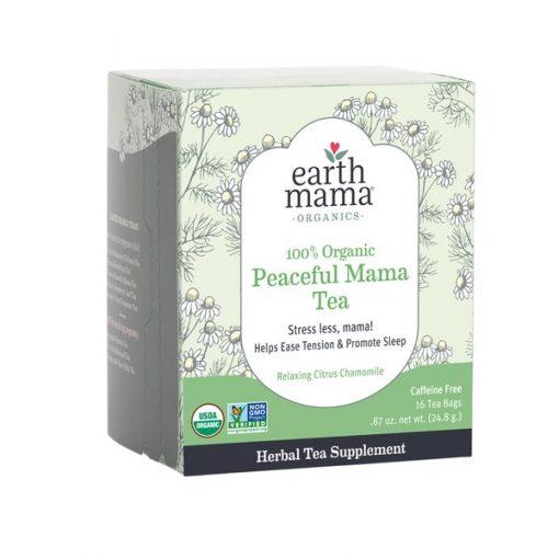 Earth Mama Organic Peaceful Mama Tea