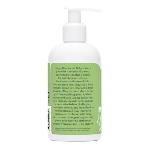 Natural Unscented Baby Lotion by Earth Mama