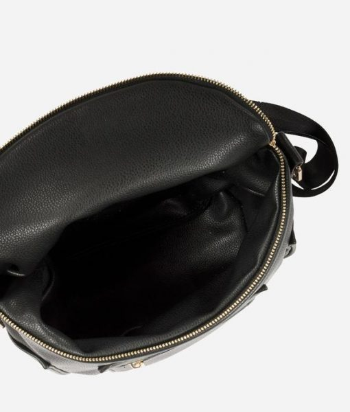 Fawn Mini Diaper Bag in Black 2
