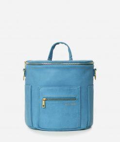 Fawn Design Mini Diaper Bag in Bluebell