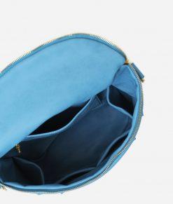 Blue Mini Diaper Bag Fawn