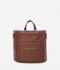 Fawn The Mini Diaper Bag in Limited Edition Walnut