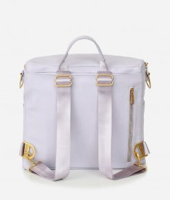 Fawn SS20 Lilac Diaper Bag Large