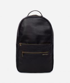 Black Fawn Diaper Bag Backpack