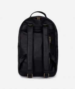 Black Fawn Diaper Bag Backpack 2