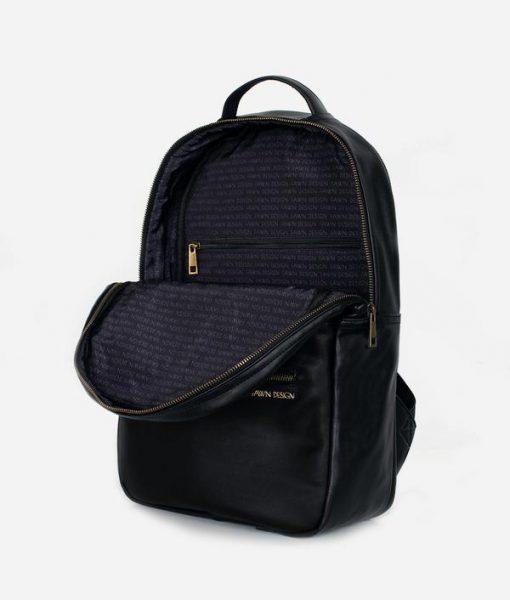 Black Fawn Diaper Bag Backpack 3