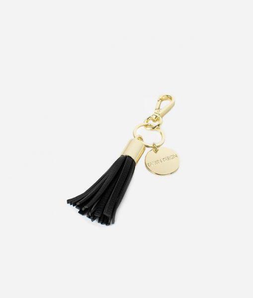 Diaper Bag Tassel Keychain Accessory