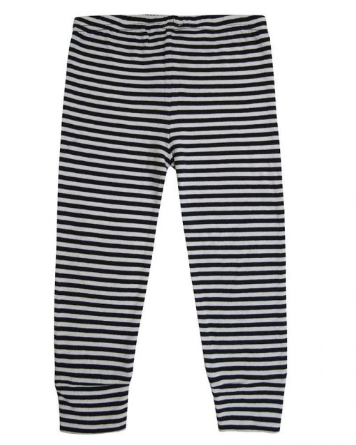 Turtledove London Organic Humbug Stripe Leggings for Babies and Toddlers