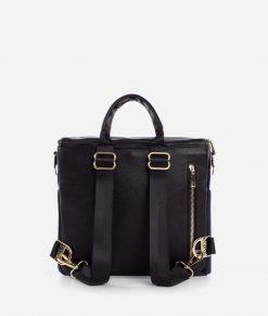 Fawn Mini Diaper Bag in Black
