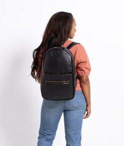 Black Fawn Diaper Bag Backpack 7