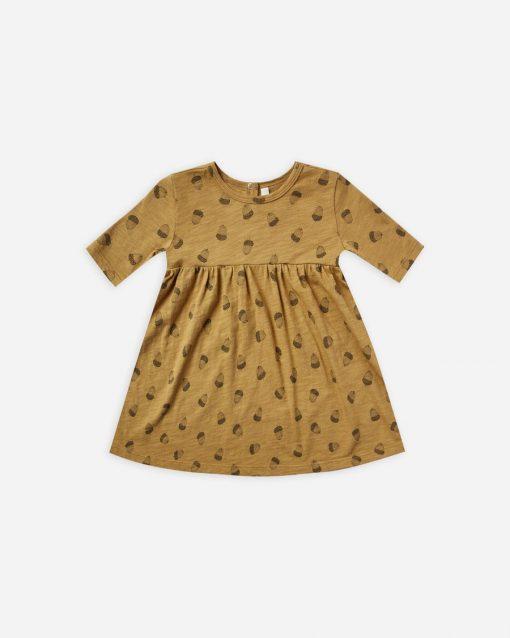 Rylee + Cru Acorn Dress