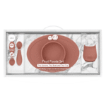 Sienna Food Set by ezpz