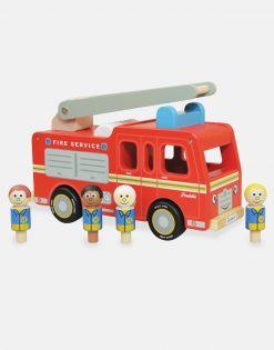 Freddie Fire Engine by Indigo Jamm