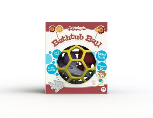 Bathtub Ball Box Set For Pooltime Fun