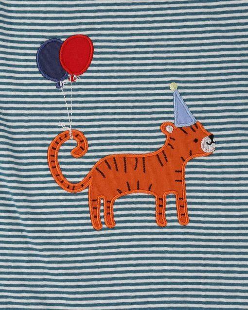 Safari Theme Organic Baby Clothing
