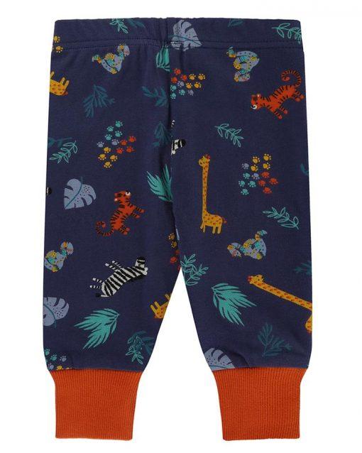 Organic Baby Clothes Safari and British Bus Theme