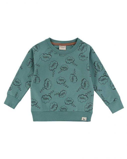 Turtledove London Happy Thoughts Sweatshirt