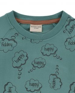 Gender Neutral Happy Thoughts Sweatshirt